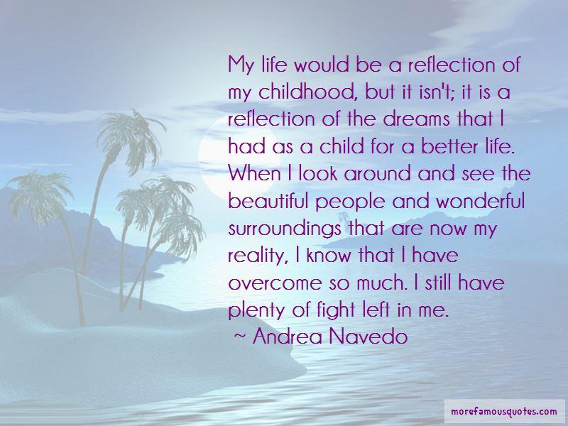 Andrea Navedo Quotes