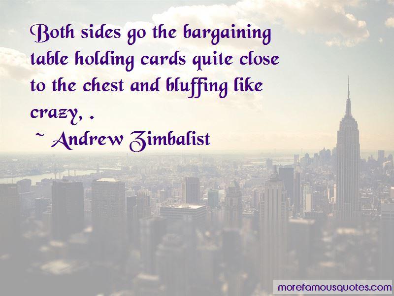 Andrew Zimbalist Quotes Pictures 3