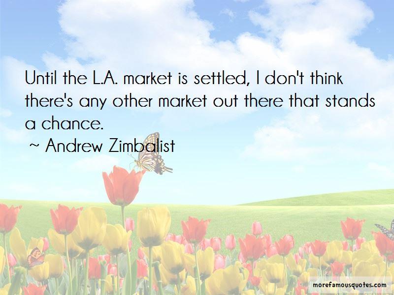 Andrew Zimbalist Quotes Pictures 4