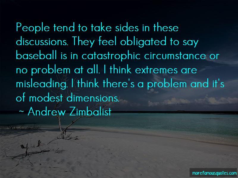 Andrew Zimbalist Quotes