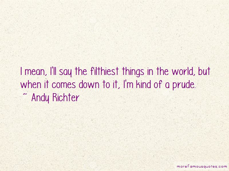 Andy Richter Quotes Pictures 3