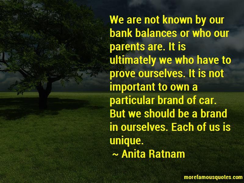 Anita Ratnam Quotes