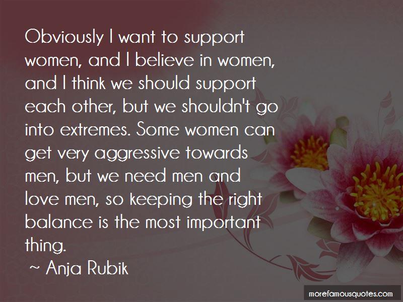Anja Rubik Quotes Pictures 2