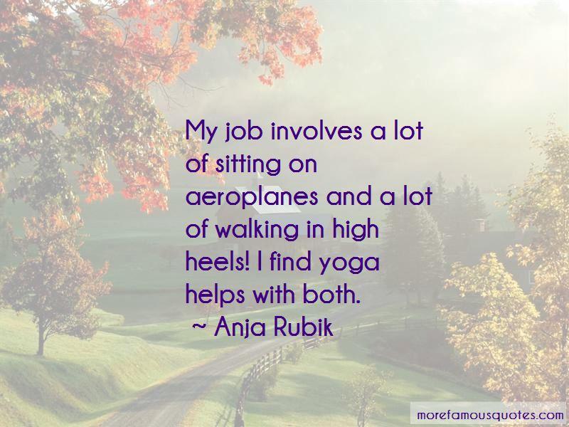 Anja Rubik Quotes Pictures 4