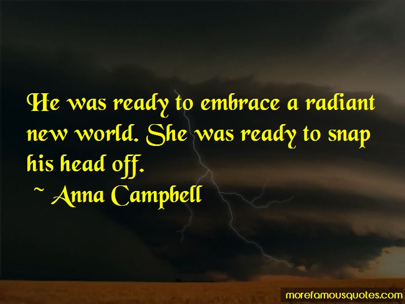 Anna Campbell Quotes Pictures 2