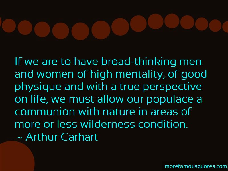 Arthur Carhart Quotes
