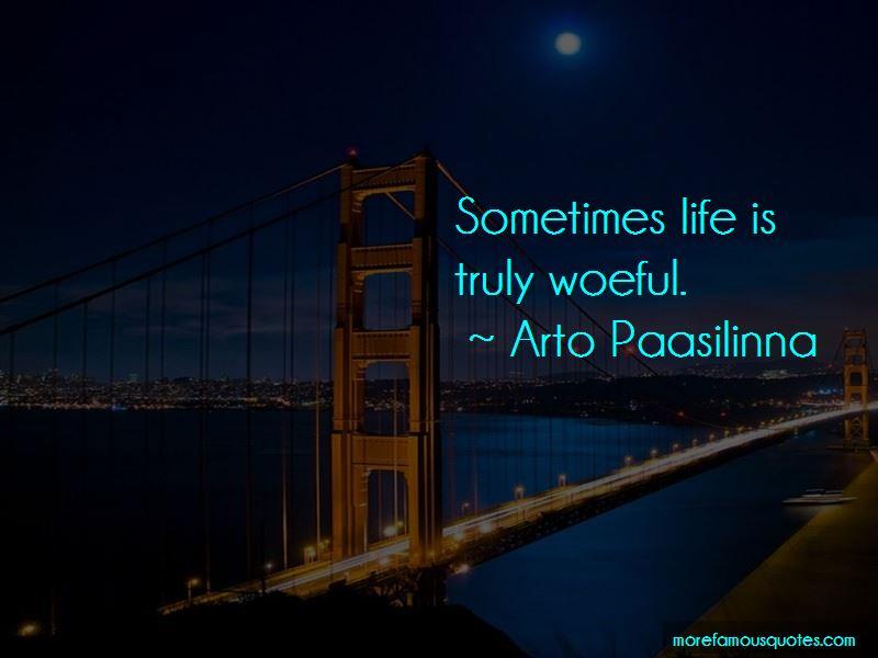 Arto Paasilinna Quotes