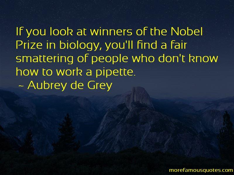 Aubrey De Grey Quotes Pictures 4