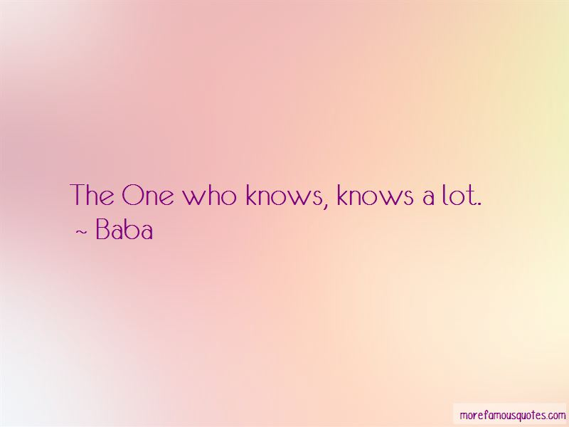 Baba Quotes Pictures 2