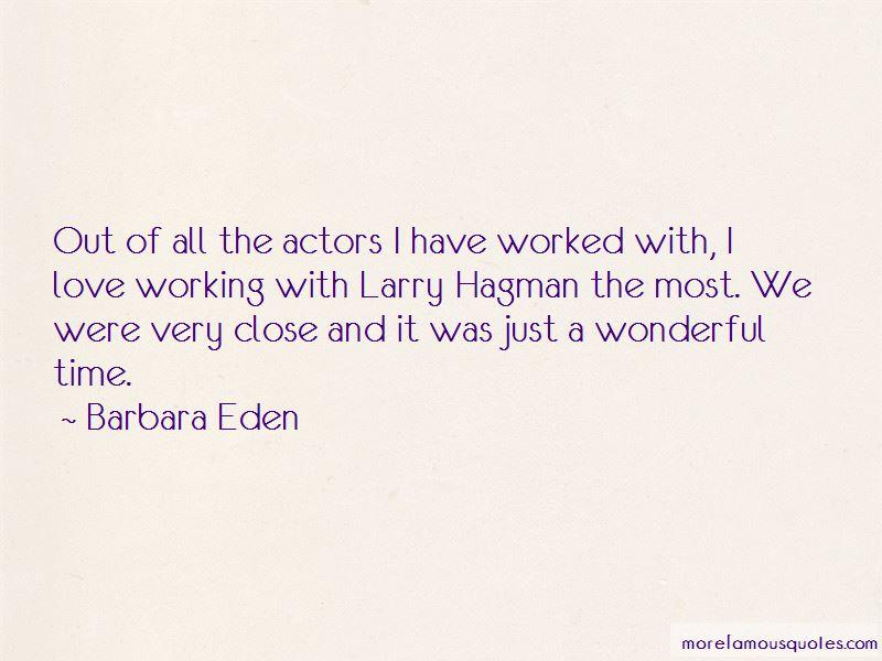 Barbara Eden Quotes Pictures 2