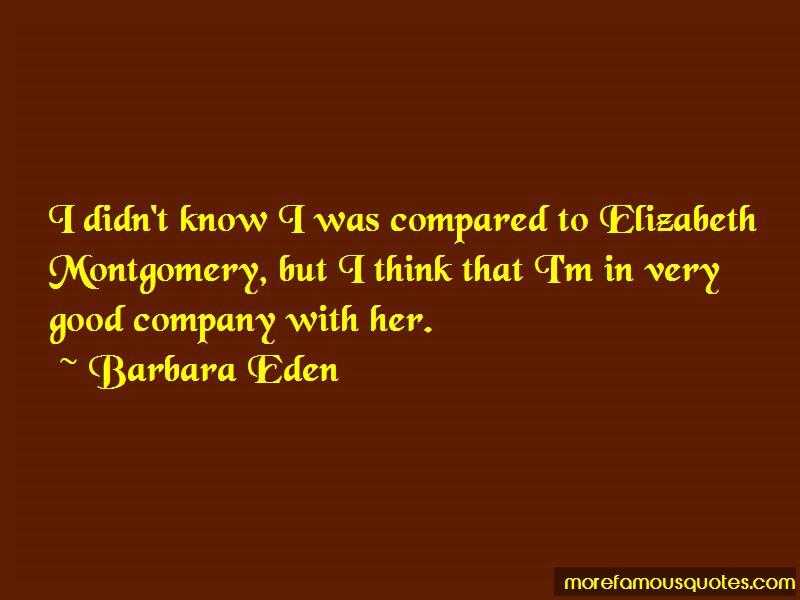 Barbara Eden Quotes Pictures 4