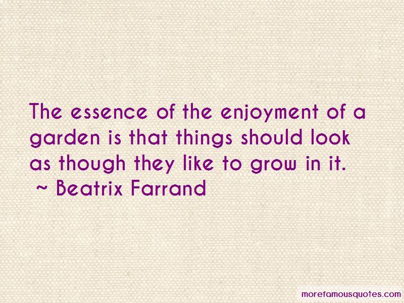 Beatrix Farrand Quotes Pictures 2