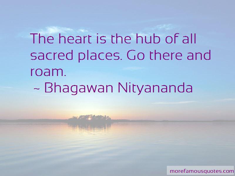 Bhagawan Nityananda Quotes