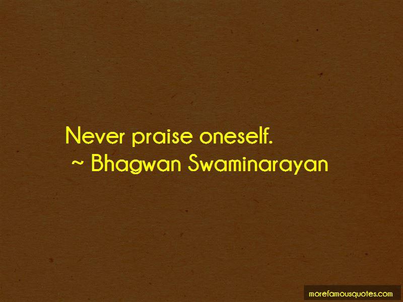Bhagwan Swaminarayan Quotes