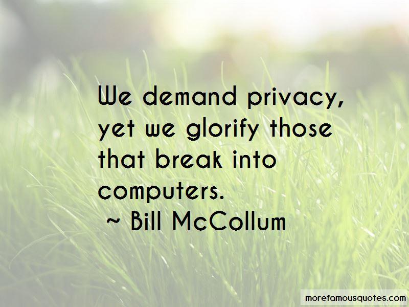 Bill McCollum Quotes Pictures 2