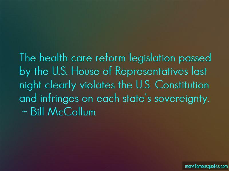 Bill McCollum Quotes Pictures 4