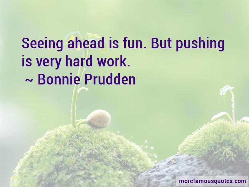 Bonnie Prudden Quotes Pictures 3