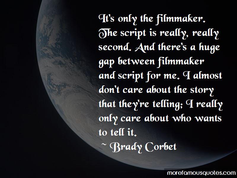 Brady Corbet Quotes Pictures 2