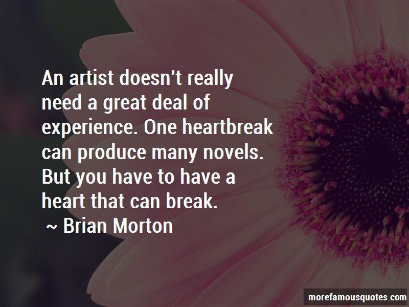 Brian Morton Quotes Pictures 2