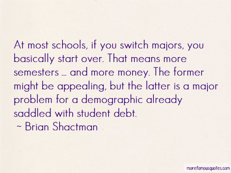Brian Shactman Quotes Pictures 4