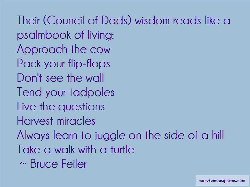 Bruce Feiler Quotes Pictures 3