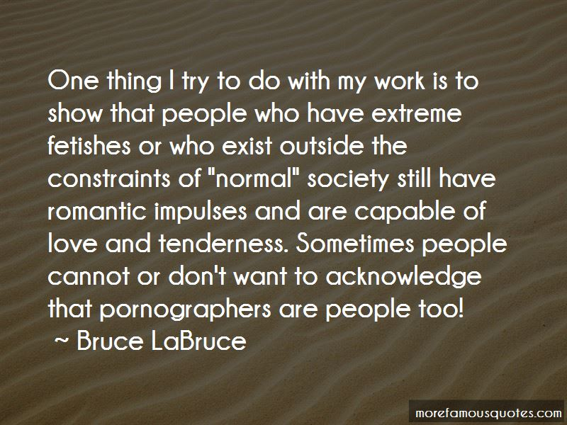 Bruce LaBruce Quotes