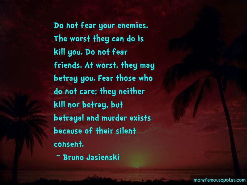 Bruno Jasienski Quotes