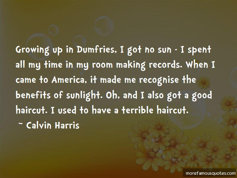 Calvin Harris Quotes