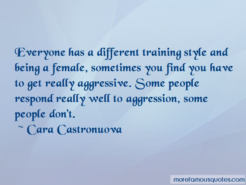 Cara Castronuova Quotes Pictures 3