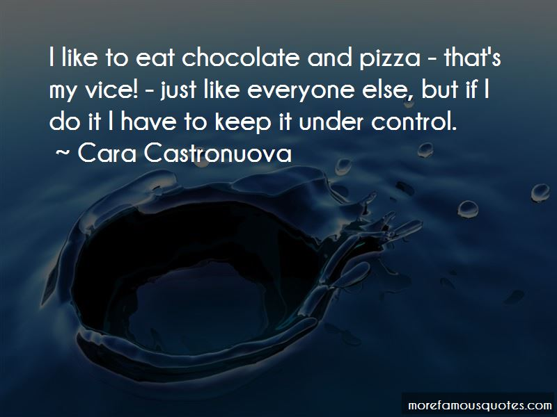 Cara Castronuova Quotes Pictures 4