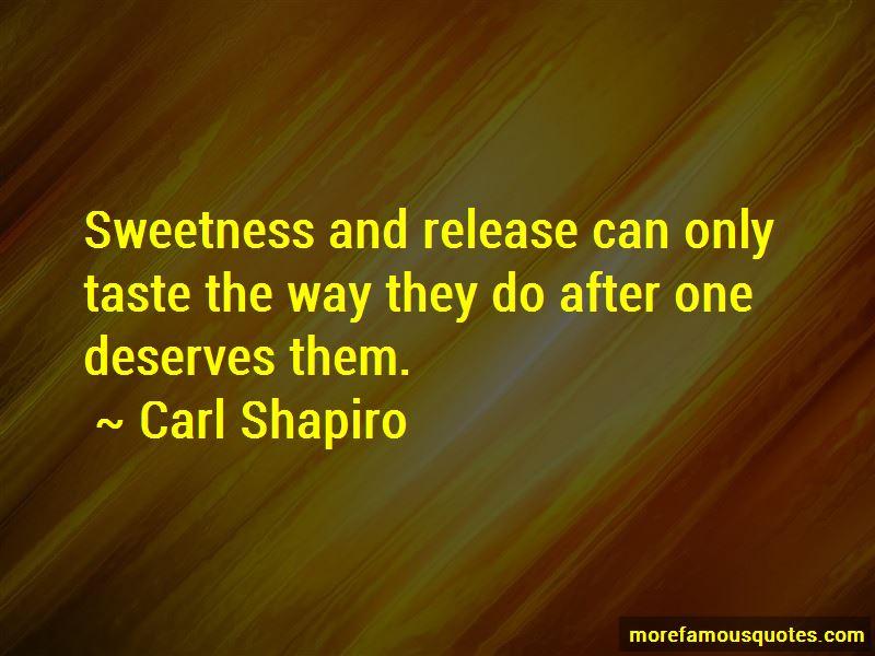Carl Shapiro Quotes Pictures 3