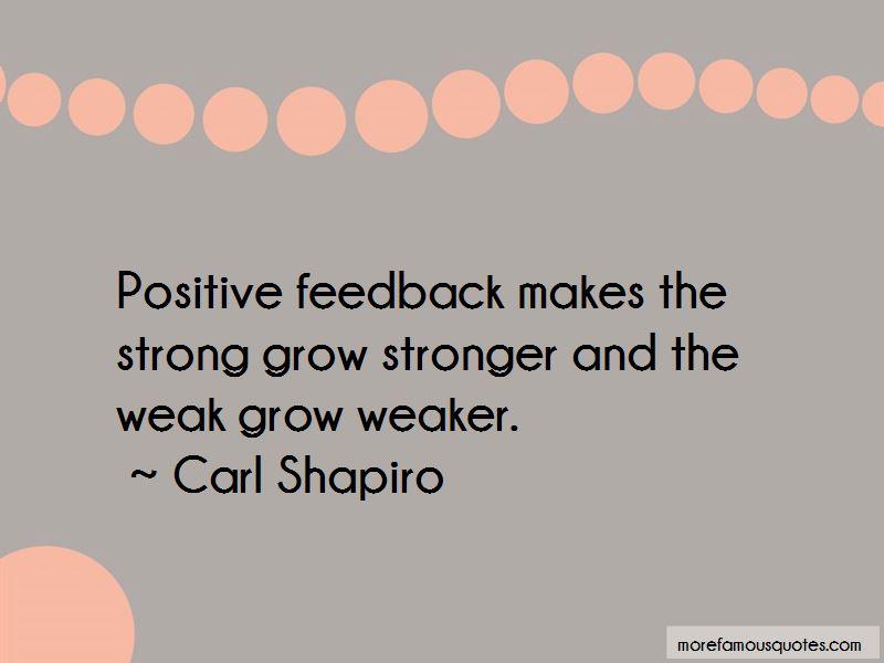 Carl Shapiro Quotes Pictures 4
