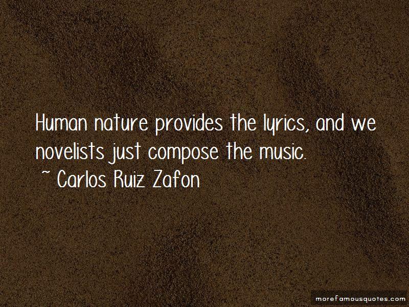Carlos Ruiz Zafon Quotes Pictures 4