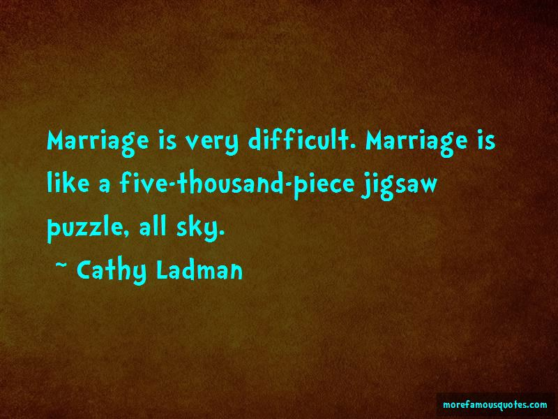 Cathy Ladman Quotes Pictures 4