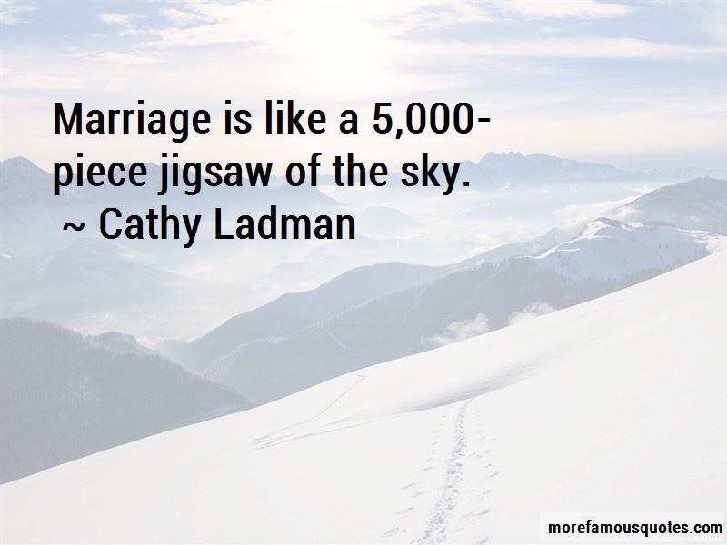 Cathy Ladman Quotes