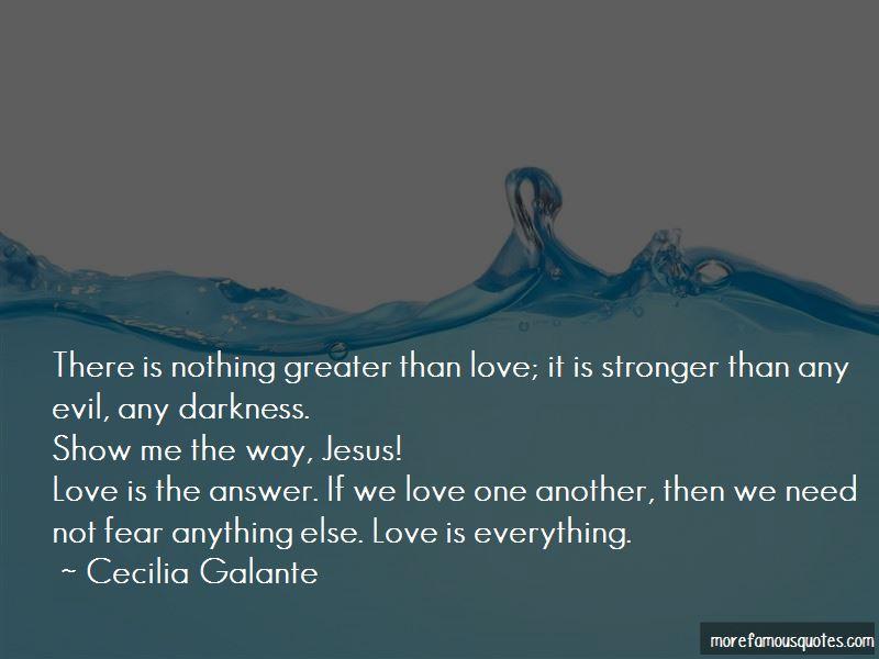 Cecilia Galante Quotes