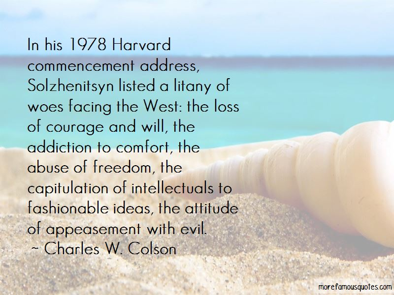 Charles W. Colson Quotes Pictures 4