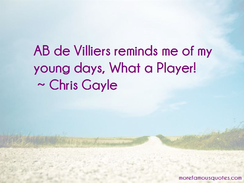 Chris Gayle Quotes Pictures 2