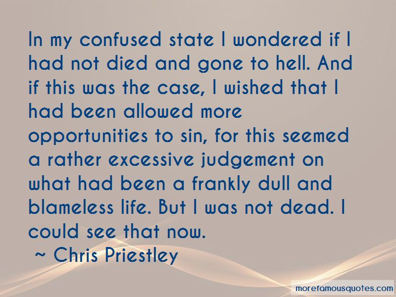 Chris Priestley Quotes Pictures 2