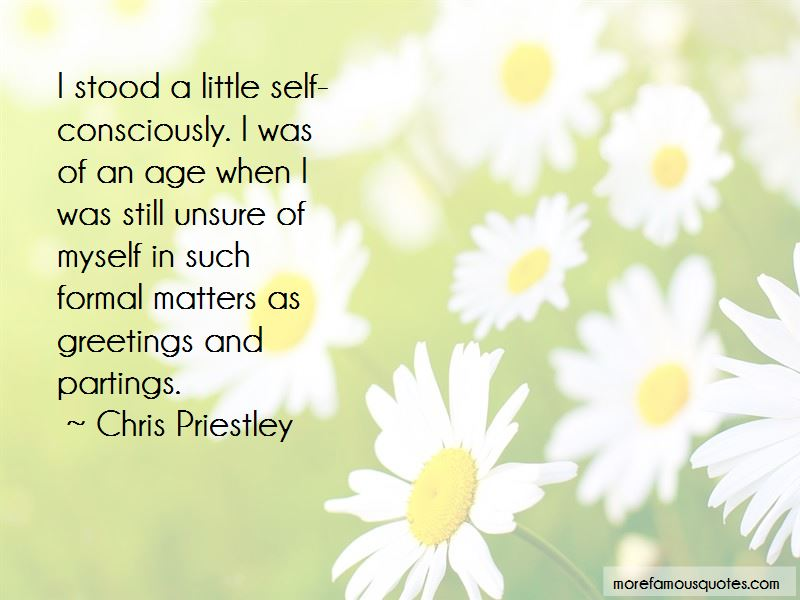 Chris Priestley Quotes Pictures 3