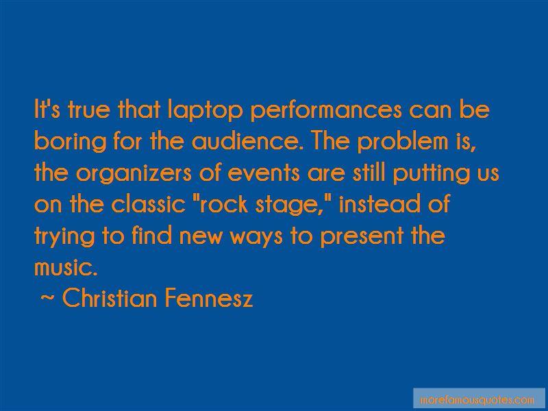 Christian Fennesz Quotes Pictures 3