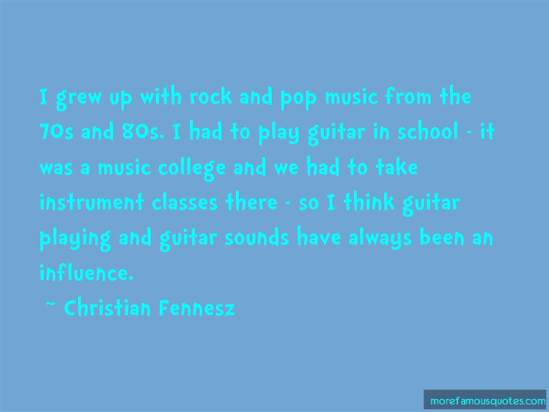 Christian Fennesz Quotes Pictures 4