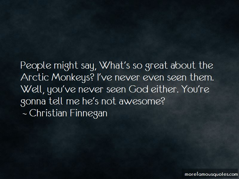 Christian Finnegan Quotes Pictures 4