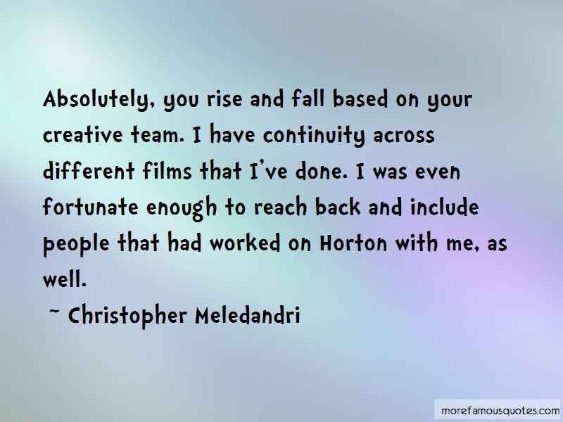 Christopher Meledandri Quotes Pictures 3
