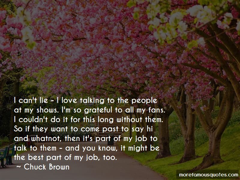 Chuck Brown Quotes Pictures 2