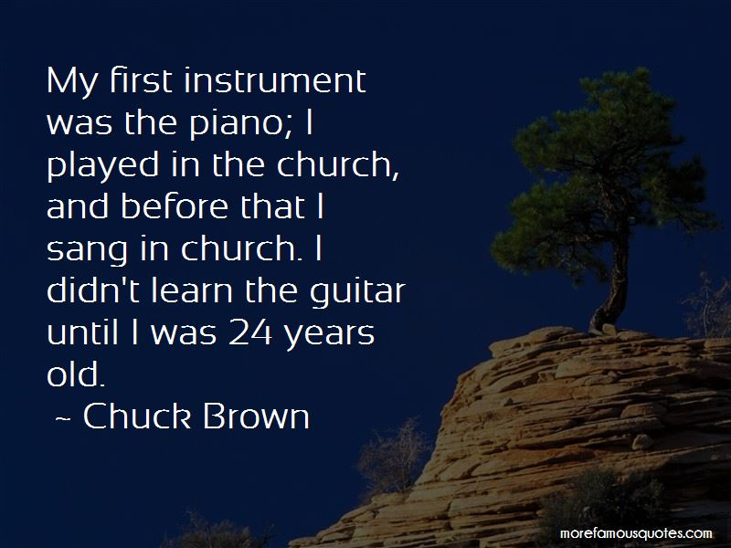 Chuck Brown Quotes Pictures 3