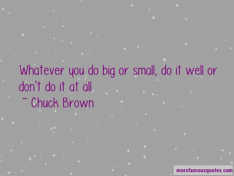 Chuck Brown Quotes