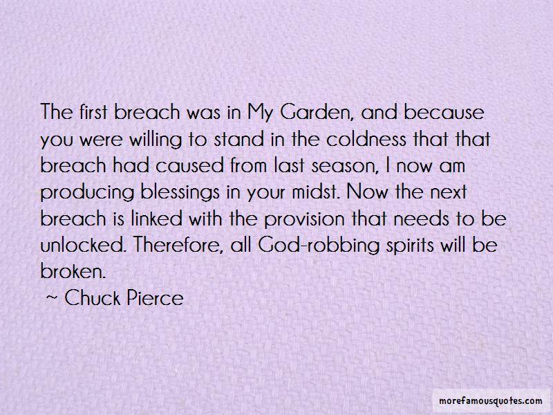 Chuck Pierce Quotes Pictures 2