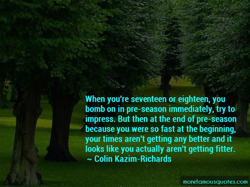 Colin Kazim-Richards Quotes