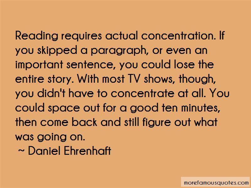 Daniel Ehrenhaft Quotes Pictures 4